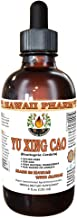 Yu Xing Cao Tincture, Yu Xing Cao (Houttuynia Cordata) Herb Liquid Extract 4 oz
