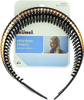 Scunci Effortless Beauty Headbands 2 ea (Pack of 4)