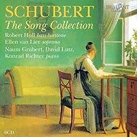 Schubert: The Song Collection [Box Set] by Naum Grubert