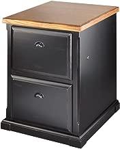 Martin Furniture Southampton 2-Drawer File Cabinet - Fully Assembled