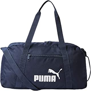 PUMA Mens Phase Sports Bag, Blue (Peacoat) - 07572243