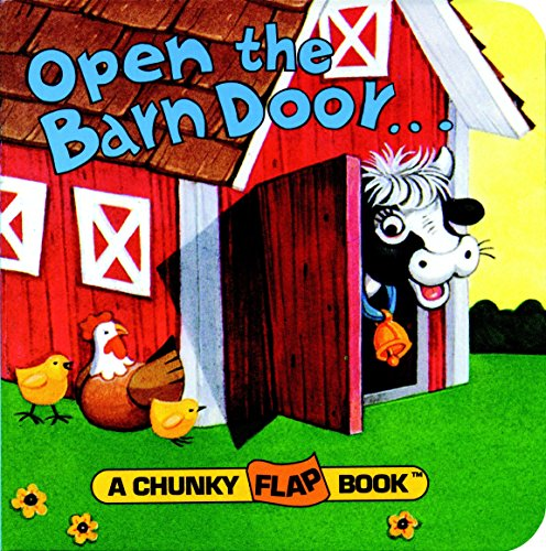 Product Image of the Open the Barn Door (A Chunky Book(R))