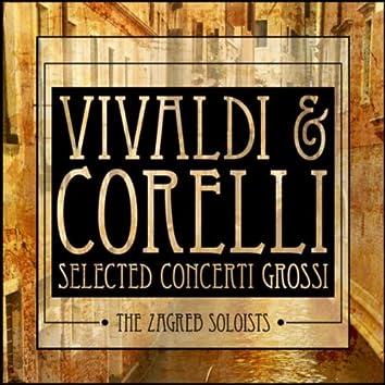 Vivaldi & Corelli: Selected Concerti Grossi