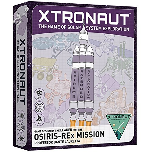 Xtronaut: The Game Of Solar System Exploration