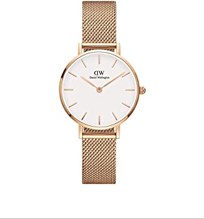 Daniel Wellington Women's Watch Classic Petite Melrose 28mm