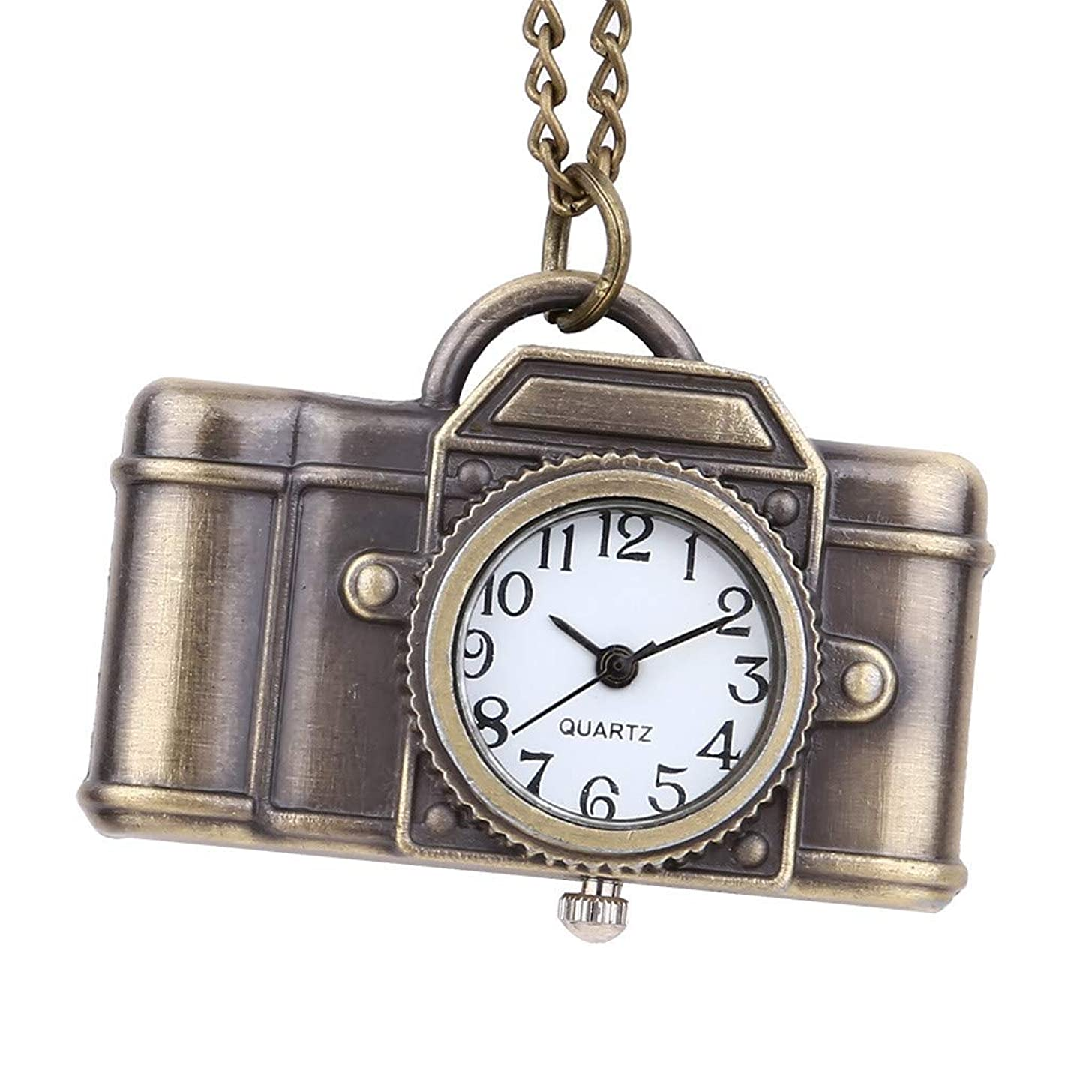 Hotkey Womens Bracelet Watches On Sale New Personality Quartz Pocket Watch Fashion Light Pendant Small Watch