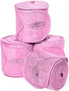 WEATHERBEETA Fleece Bandage 4 Pack Horse Rug