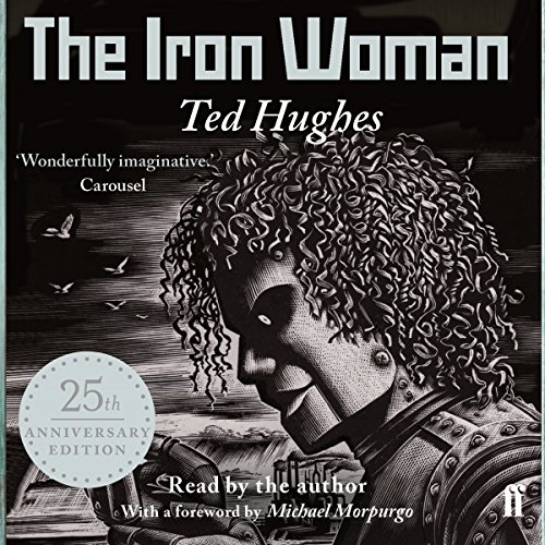 The Iron Woman audiobook cover art
