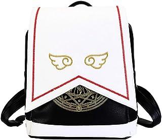 GK-O Anime Card Captor Kinomoto Sakura Lolita Magic School Shoulder Bag Backpack
