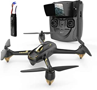 Hubsan H501S X4 Brushless FPV RC Quadcopter Drone with 1080P HD Camera GPS Headless Mode Follow Me RTF Black