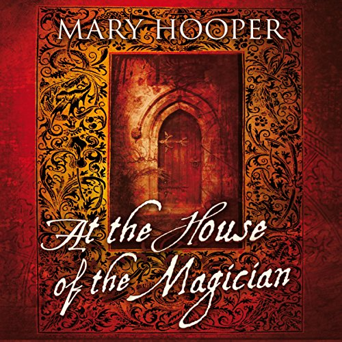 At the House of the Magician audiobook cover art