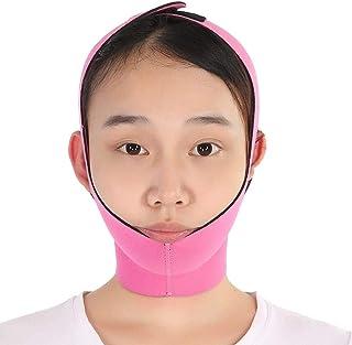 Facial Lifting Slimming Belt, V Line Bandage Belt Mask Face-Lift Double Chin Lifting Band, Face Bandage Shaper Mask, Dames...