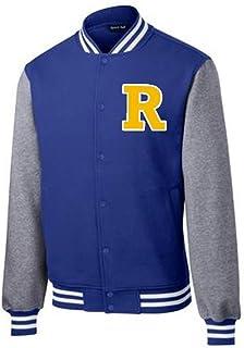 The Creating Studio Adult Riverdale R Men's Sweatshirt Jacket