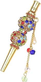 Hookah Tips Colorful Diamond Hookah Accessories Luxurious Cigarette Holder Hose Interface..