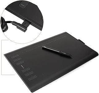 New1060プラス2048レベルグラフィックタブレットデジタルデッサンタブレット署名ペンタブレット付きフィルムギフト