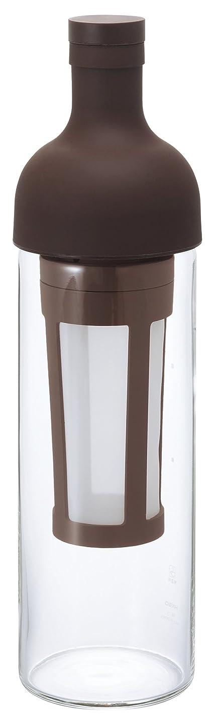 偽善セーブインタラクションHARIO (ハリオ) フィルターイン コーヒーボトル 650ml ショコラブラウン FIC-70 CBR