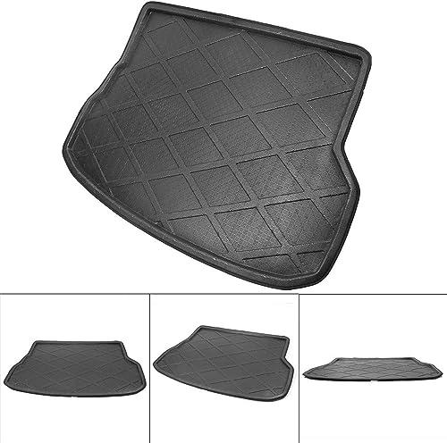 new arrival Mallofusa online Cargo Liner Rear Cargo Tray Trunk Floor Mat Compatible for 2021 Lexus RX350 2006 2007 2008 2009 2010 2011 2012 2013 2014 2015 2016 2017 Black sale