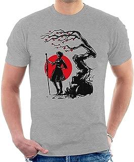 Nier Automata 2B Under The Sun Men's T-Shirt