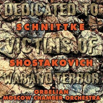 Shostakovich, D.: Chamber Symphony / Schnittke, A.: Piano Concerto