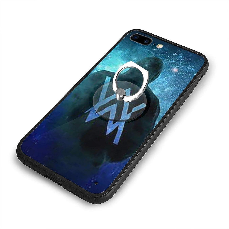 取り壊すラフ早くAlan Walker アラン ウォーカー iPhone 7/8 Plusケースリングブラケット 携帯カバー 創意デザイン軽量 傷つけ防止 360°回転ブラケット 携帯ケース PC 衝撃防止 全面保護