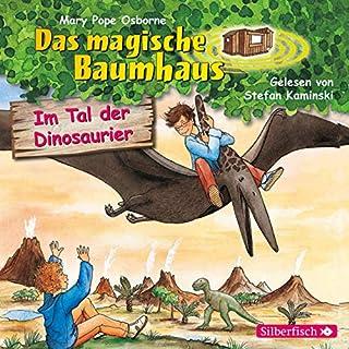 Im Tal der Dinosaurier audiobook cover art