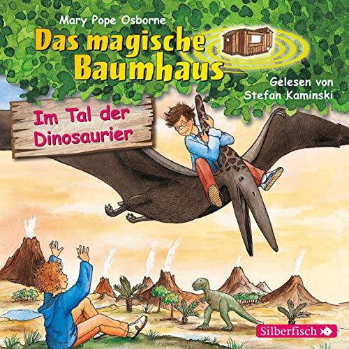 Im Tal der Dinosaurier audiobook cover art