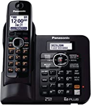 Panasonic Kx-Tg6641B Dect 6.0 Rangeboost Cordless Phone (Single-Handset) - Telephones/Caller Ids/Ans