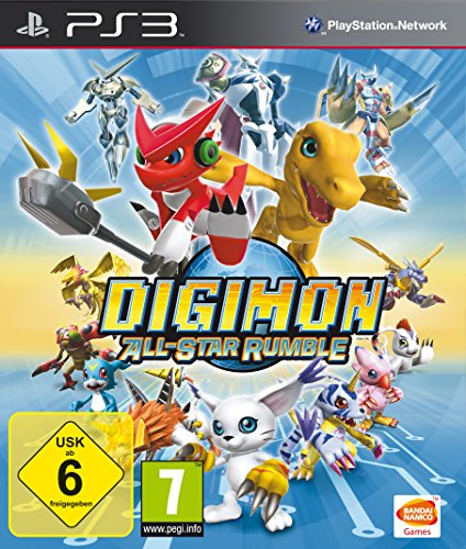 Digimon - All-Star Rumble - [Playstation 3]