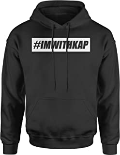 Motivated Culture I'm with Kap - Take A Knee Adult Unisex Hoodie
