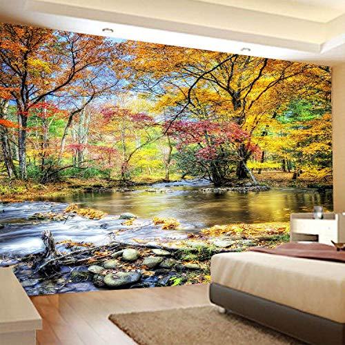 Paisaje bosque serie tapiz colgante de pared paño de pared decoración del hogar dormitorio sala de estar tapiz tela de fondo a8 73x95cm