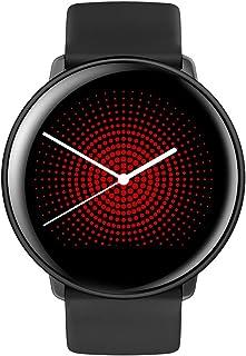 NANE Reloj Inteligente, Impermeable IP68, con Múltiples Modos de Deporte, Pulsera Inteligente, con GPS, Pulsómetro, Blood Pressure, Sueño, Podómetro, Reloj Hombre para Android y iOS,Negro