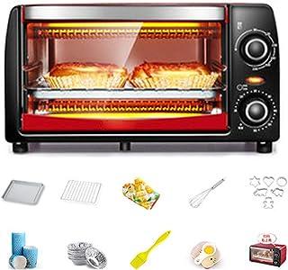 Horno Digital, Pantalla De 12L 1050W, Descongelación Automática, Cocina Rápida Giratoria Con 6 Cocinas Automáticas Preprogramadas, Horno De Microondas Solo Fácil De Limpiar