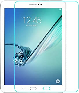Tab S2 9.7 Screen Protector, Premium HD Clear 9H 2.5D Ultra Thin Front Cover Premium Tempered Glass Protective Flim for Sa...