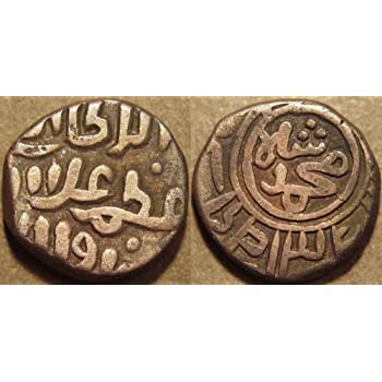Ala' al-din Muhammad Khalji (1296-1316) 2-gani @ arunrajsofia