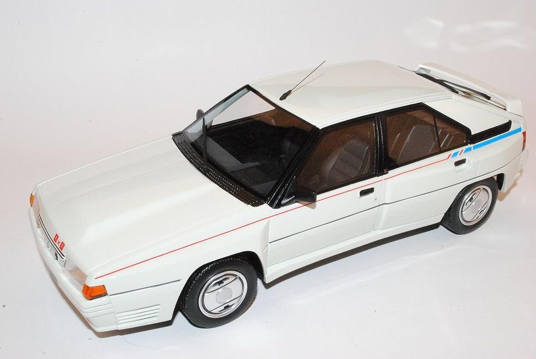 Otto Citroen BX 4TC Serie 200 Limousine Weiss 1982-1994 1 18 Modell Auto
