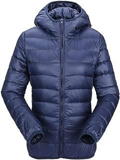 Wenzi-day Woman Spring Parka Jacket Coat Warm Ultra Light Duck Down Padded Jacket Overcoat