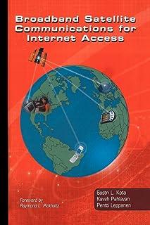 Broadband Satellite Communications for Internet Access
