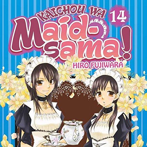 Kaichou Wa Maid Sama! 14