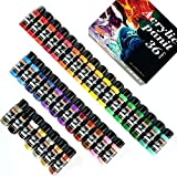 Acrylic Paint Set of 36 Colors 2fl oz 60ml...