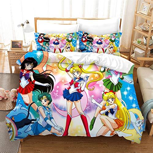 Sailor Moon Ropa De Cama sailor moon ropa  Marca LINER