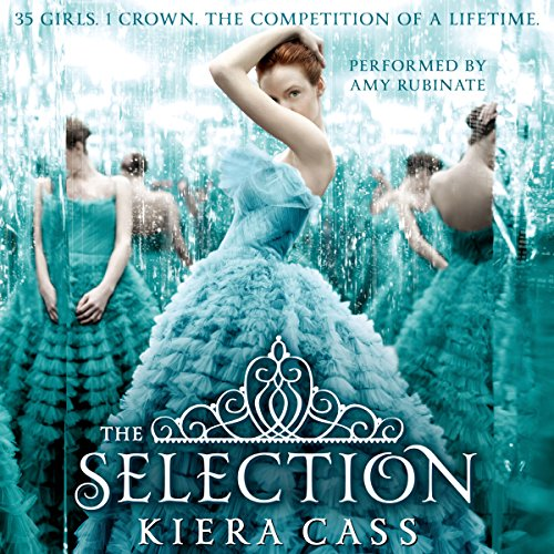 The Selection audiobook cover art