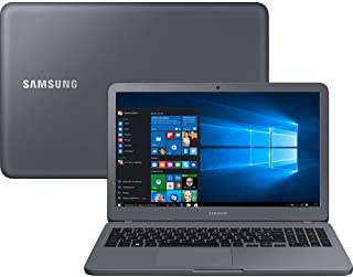 "Notebook Samsung Essentials E30, Intel Core i3  7020U, 4GB RAM, HD 1TB, tela 15,6"" Full HD LED, Windows 10, NP350XAA-KF3BR"