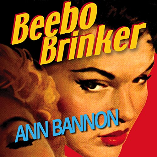 Beebo Brinker audiobook cover art