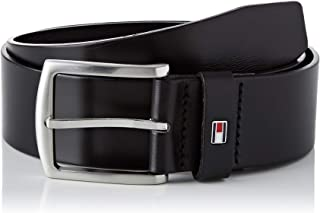 Tommy Hilfiger New Denton Belt 4.0, Cintura Uomo