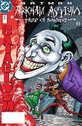 Batman: Arkham Asylum - Tales of Madness (1998) #1 (Batman (1940-2011)) (English Edition)