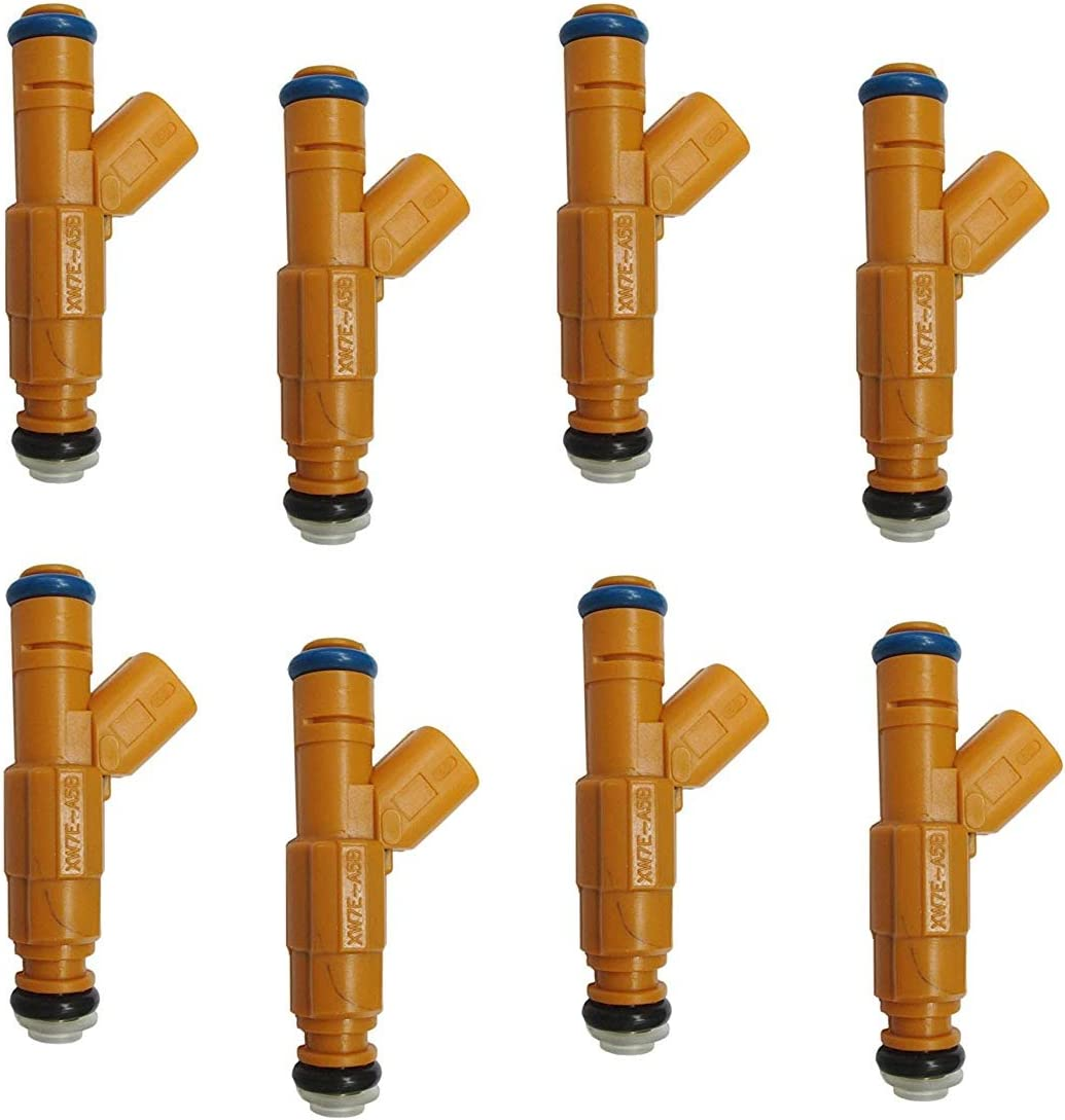0280155857 8 Brand Cheap Sale Venue X Fuel Injectors Fit Ford 99-01 Linclon 4.6 NEW before selling ☆ Mercury