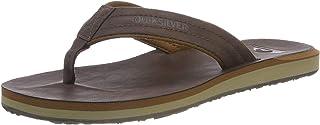 Quiksilver Carver Nubuck-Sandals for Men, Chaussures de Plage & Piscine Homme