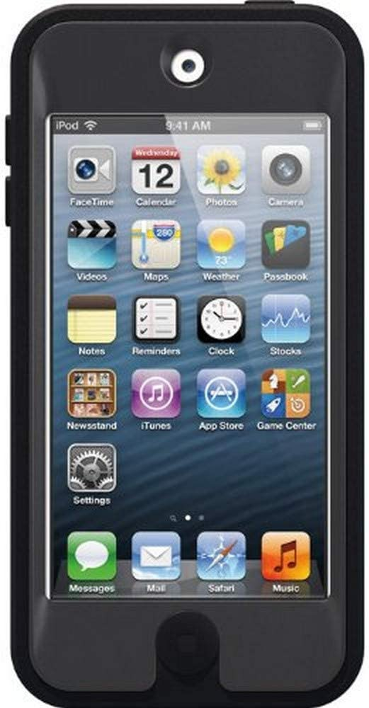 Otterbox Defender Series Case for Apple IPOD Touch 5th Generation Retail Packaging - Coal