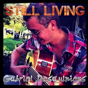 Still Living (feat. Frédéric St-Gelais)