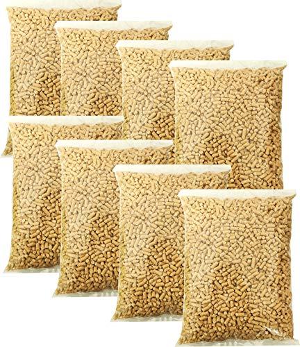 木質 ペレット 小分け 2kg (3.2L)×8袋 猫砂 燃料